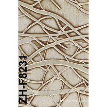Interior Hotel Decorative Wall Panel (ZH-F8231)