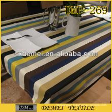 stripe design textile printed fabric