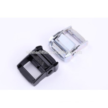 1'' 25mm Black Electrophoretic Painted Cam Buckle