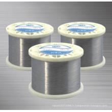 Fourniture de bobine et de fil en titane pur Gr4