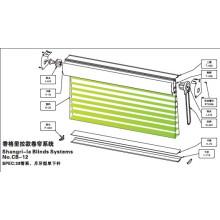 Shangri-La Blinds Systeme für Windows (CB-12)