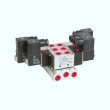 solenoid valve manifold 5/2 way solenoid valve manifold