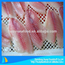seafood company supply various tilapia fillet frozen
