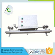 Luz ultravioleta para sistemas de desinfección de agua uv