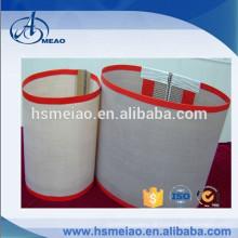 Hochtemperatur-PTFE-Teflon beschichtetes Fiberglas-Tuch Förderband