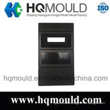 Moldeo por inyección plástico de alta calidad modificado para requisitos particulares para la caja del metro de la electricidad
