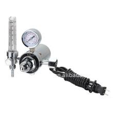 Elektrisch beheizter Regler-Durchflussmesser für co2