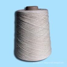 teinture de drogues de polyester DTY fil de tapis filé teint en polyester Dty
