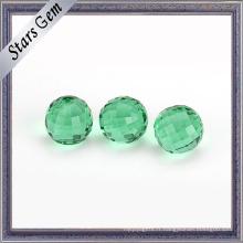 8-15mm différentes tailles différentes perles en verre de cristal de couleur