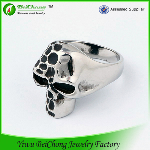 Man Ring Silver Jewelry