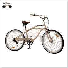 26 polegadas OEM homens estilo Beach Cruiser Bike
