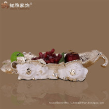 Рождественские декор оптовая продажа высокое качество мультфильм свинья рисунок семьи фруктовые блюда