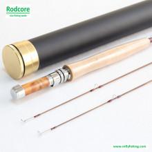 7FT 5wt Традиционная бамбуковая удочка Tonkin Fly