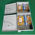 Wandmontierte Innenfaseroptische Verteilerbox 24 Kerne