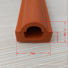 Customied Silicone Foam Rubber Sealing Strip Product