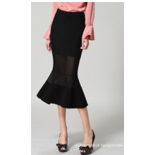 Senhoras atacado saia moda magro mulheres saia