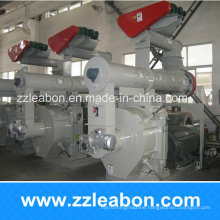 Europe Popular Rice Straw Soft/Hard Wood Pelleting Machines