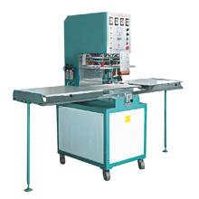 máquina de soldadura de alta freqüência do pvc no soldador plástico
