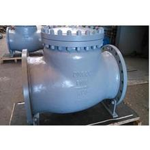 swing check valve dimension