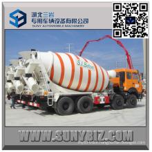 North Benz 15 Cbm Concrete Mixer Truck
