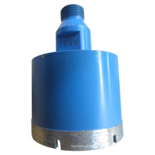 Bq Nq Hq Pq Diamond Impregnated Core Drill Bit
