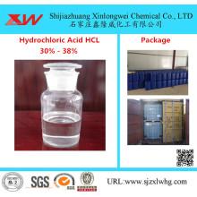 Gıda Sınıfı Hidrojen Klorür Hidroklorik Asit HCL