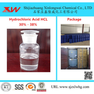 Food Grade waterstofchloride zoutzuur HCL