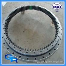 Plataforma giratória de rolamento de esferas