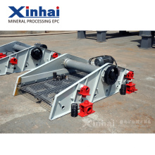 DZS linear vibrating screen Group Introduction