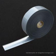 100% Polyester reflektierendes Band