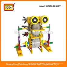 LOZ Roboter Kit, Bildungs-Roboter, elektronische Kits für Kinder