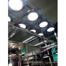 Diferentes Potências de Luz Industrial LED para Iluminação Comercial