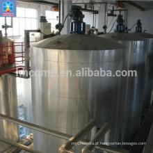 2018 10 T / H saudável máquina de processamento de óleo de palma comestível