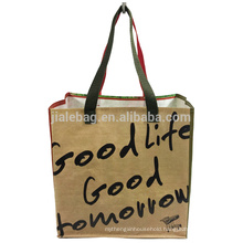 No plastic foldable chinese manufacturers of shopping bags pp woven
