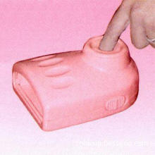 Battery-Operated Nail Care Products in Pink
