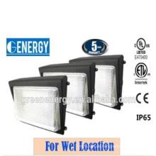 2017 neue Design 45 watt 92lm / w Hohe Qualität LED Beleuchtung Wand Pack 100-277 V AC ETL ETL Listed Wand Pack Lampe