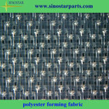 paper making endless single layer polyester forming fabric