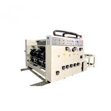 Слоттер принтера Flexo цепной подачи умирает машина резца