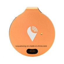 Localizador de perseguidor anti-perdida para teléfono, llave, mascotas y billetera-Oro rosa