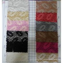 Ck-231 Flower Textile Wallpaper for Decoration