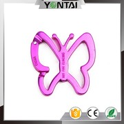 Fashion accessories keyring gift various color carabiner
