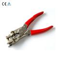 Cortador redondo y oval del agujero del PVC del papel de Crad del manual de la fábrica de Guangzhou Shanghai al aire libre