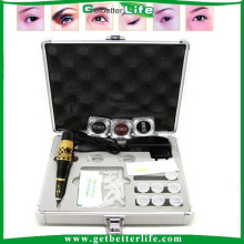 2015 getbetterlife Professional permanent make-up eyebrow lip eyeline tattoo kit