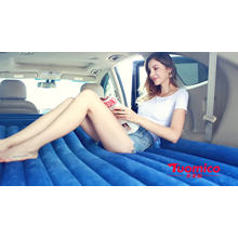 Sungoole travel mattress pad for car backseat inflatable air mattress  cushion with pump Two Pillows for Sleep Rest and Travel