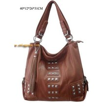 New design leather handbag for ladies
