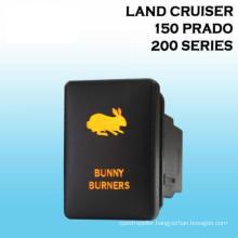 Push Switch 927o 12V Toyota Car Push Switch Bunny Burners for Landcruiser 200