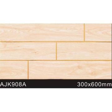 Azulejos de la pared de Manufactoryfor 30X60cm con precio barato (AJK908A)