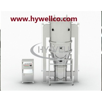 Bed Fluid Dry Drier Dryer