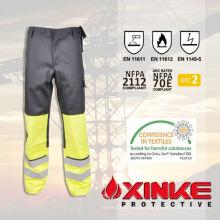 seguridad general con cinta reflectante para el trabajador