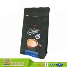 Impresión personalizada del fabricante que se puede volver a sellar diferentes tipos de bolsa de empaquetado de la cremallera del bolso del café